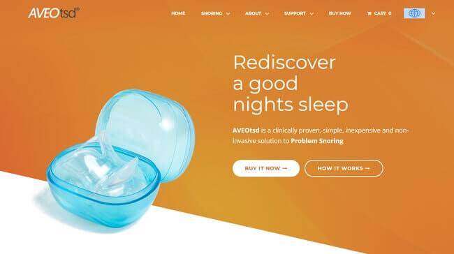 Homepage aveoTSD