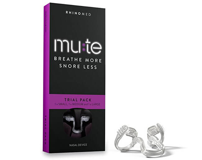 Rhinomed Mute Nasal Dilator image