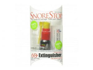 Snore Stop Extinguisher review