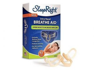 SleepRight Intra-Nasal Breathe Aid Review