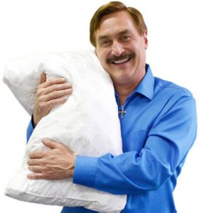 MyPillow Experience