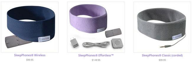 SleepPhones Cost