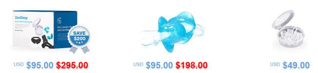 ZenSleep-price