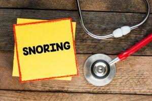 Nose Snoring