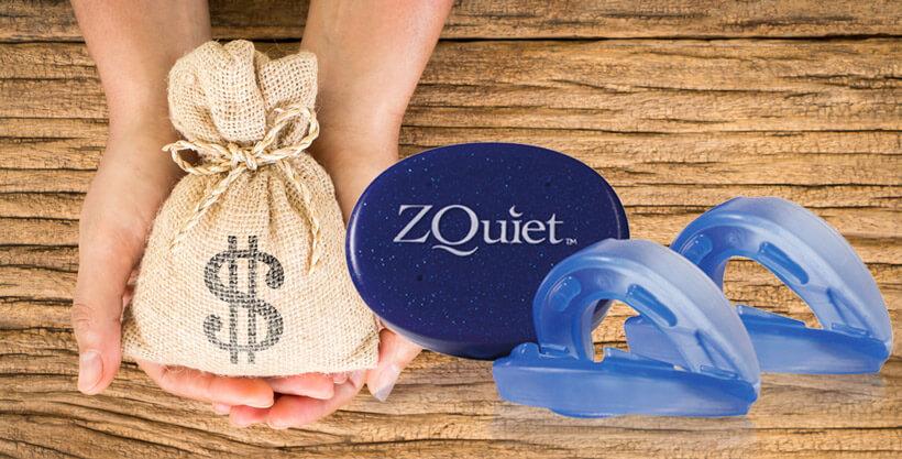 ZQuiet Price