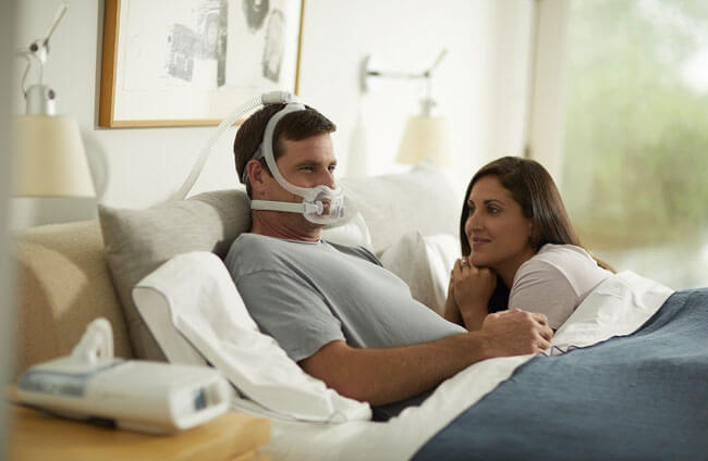 DreamWear Full Face CPAP Mask Sizing Guide
