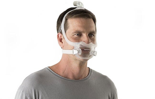 DreamWear Full Face CPAP Mask homepage