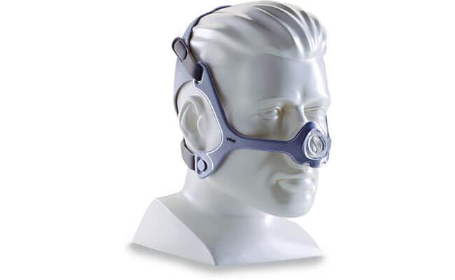 Wisp Fabric Frame Nasal CPAP Mask homepage
